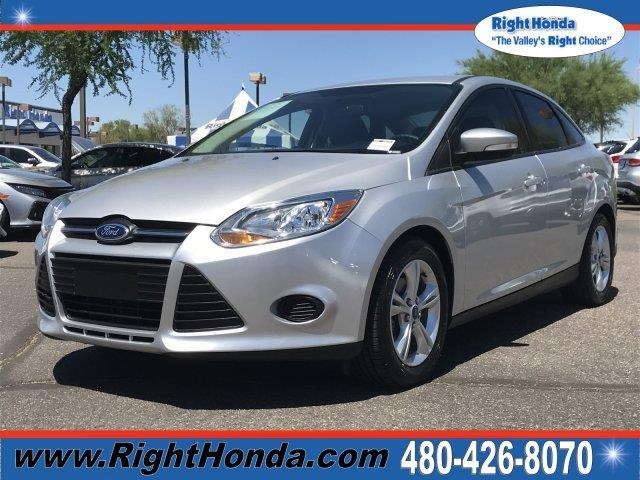 2014 ford focus se se 4dr sedan for sale in scottsdale arizona classified. Black Bedroom Furniture Sets. Home Design Ideas