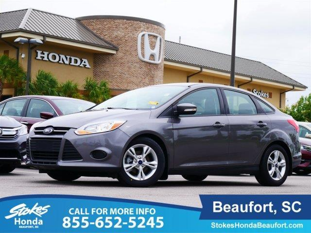2014 ford focus se se 4dr sedan for sale in beaufort for Stokes honda used cars
