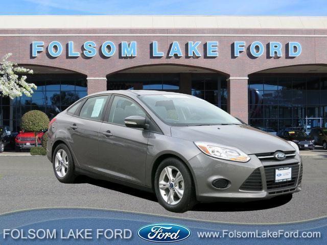 2014 ford focus sedan se for sale in folsom california classified. Black Bedroom Furniture Sets. Home Design Ideas