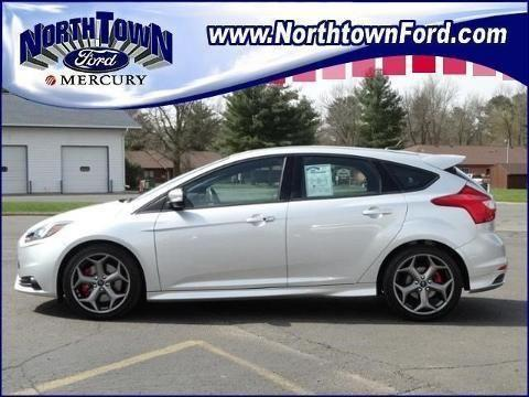 2014 ford focus st 4 door hatchback for sale in cedar falls wisconsin classified. Black Bedroom Furniture Sets. Home Design Ideas