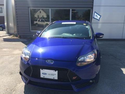 2014 ford focus st 4 door hatchback for sale in franklin massachusetts classified. Black Bedroom Furniture Sets. Home Design Ideas