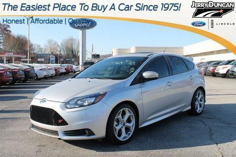 2014 ford focus st base harriman tn for sale in emory gap tennessee classified. Black Bedroom Furniture Sets. Home Design Ideas
