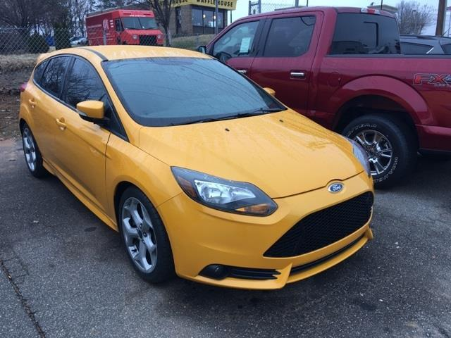 2014 ford focus st st 4dr hatchback for sale in hickory north carolina classified. Black Bedroom Furniture Sets. Home Design Ideas