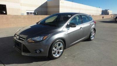 2014 ford focus titanium 4dr hatchback for sale in albuquerque new mexico classified. Black Bedroom Furniture Sets. Home Design Ideas