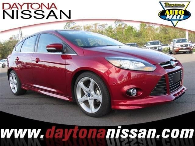 2014 ford focus titanium titanium 4dr hatchback for sale in daytona beach florida classified. Black Bedroom Furniture Sets. Home Design Ideas