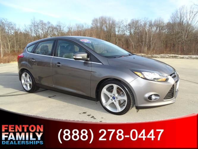 2014 ford focus titanium titanium 4dr hatchback for sale in keene new hampshire classified. Black Bedroom Furniture Sets. Home Design Ideas