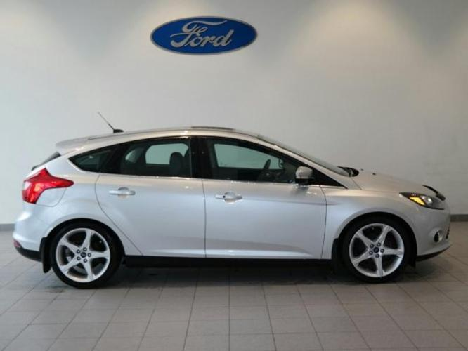 2014 ford focus titanium titanium 4dr hatchback for sale in marysville. Cars Review. Best American Auto & Cars Review