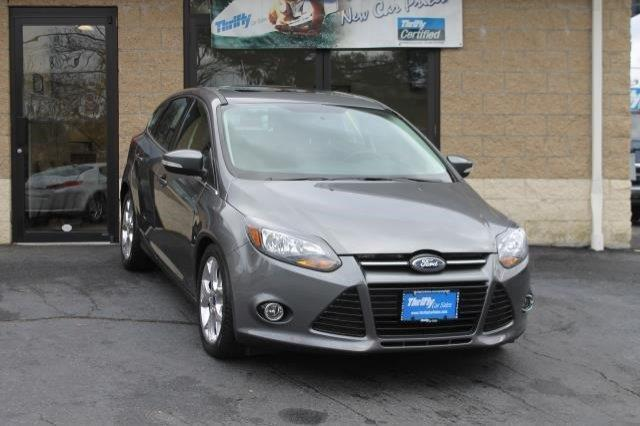 2014 ford focus titanium titanium 4dr hatchback for sale in springfield massachusetts. Black Bedroom Furniture Sets. Home Design Ideas