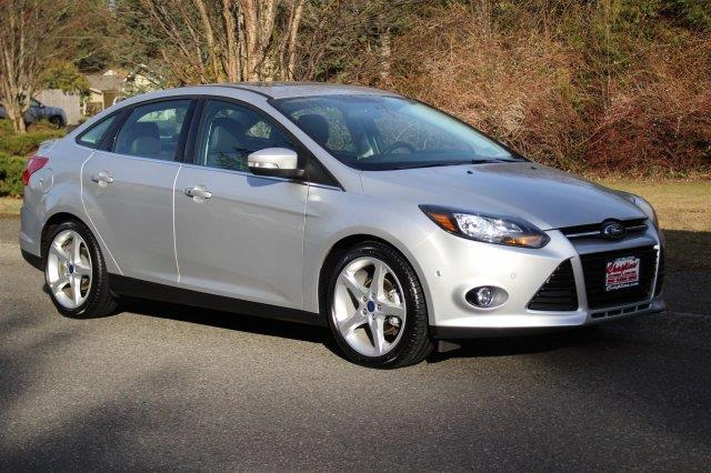 2014 ford focus titanium titanium 4dr sedan for sale in cedar falls. Cars Review. Best American Auto & Cars Review