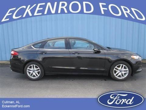 2014 Ford Fusion 4 Door Sedan For Sale In Cullman Alabama
