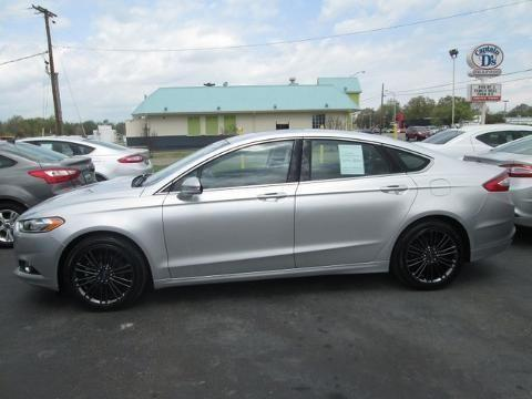 2014 ford fusion 4 door sedan for sale in muscle shoals alabama classified. Black Bedroom Furniture Sets. Home Design Ideas