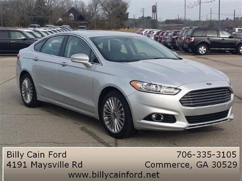 2014 ford fusion 4 door sedan for sale in commerce georgia classified. Black Bedroom Furniture Sets. Home Design Ideas
