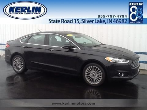 2014 Ford Fusion 4 Door Sedan For Sale In Silver Lake
