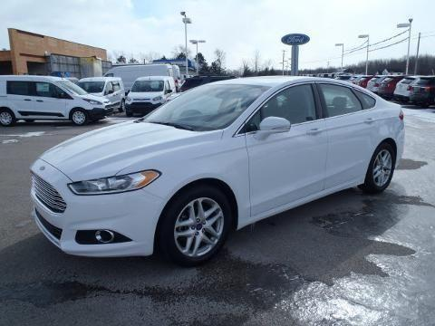 2014 Ford Fusion 4 Door Sedan For Sale In Freeland