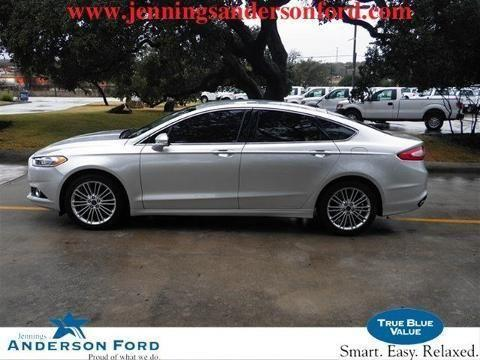 2014 ford fusion 4 door sedan for sale in boerne texas classified. Black Bedroom Furniture Sets. Home Design Ideas