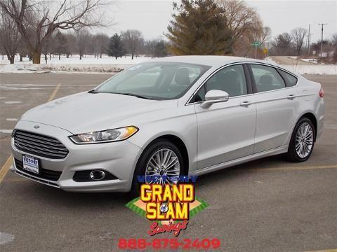 2014 ford fusion 4 door sedan for sale in dyersville iowa classified. Black Bedroom Furniture Sets. Home Design Ideas