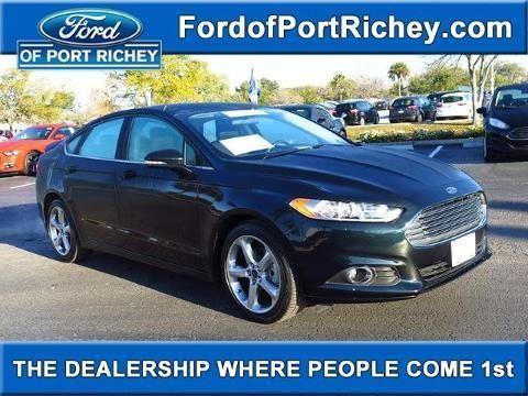 2014 ford fusion 4 door sedan for sale in port richey florida classified. Black Bedroom Furniture Sets. Home Design Ideas