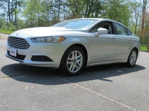 2014 ford fusion 4 door sedan for sale in mount airy north carolina classified. Black Bedroom Furniture Sets. Home Design Ideas
