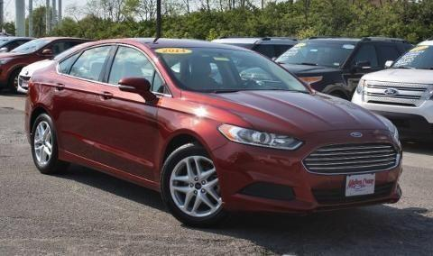 2014 ford fusion 4 door sedan for sale in richmond kentucky classified. Black Bedroom Furniture Sets. Home Design Ideas