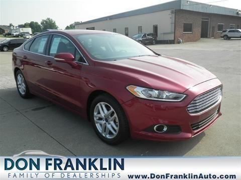 2014 ford fusion 4 door sedan for sale in columbia kentucky classified. Black Bedroom Furniture Sets. Home Design Ideas