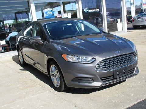 2014 ford fusion 4 door sedan for sale in fremont michigan classified. Black Bedroom Furniture Sets. Home Design Ideas