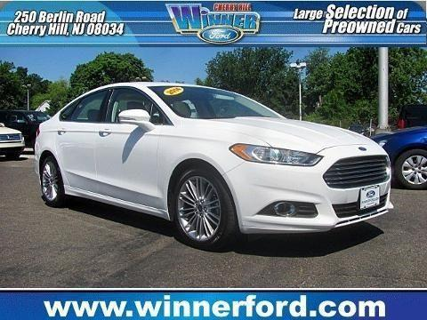 2014 ford fusion 4 door sedan for sale in cherry hill new jersey classified. Black Bedroom Furniture Sets. Home Design Ideas