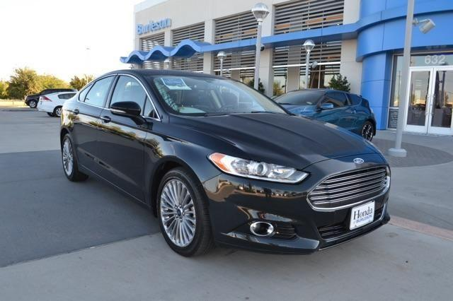 2014 ford fusion 4dr car titanium for sale in burleson texas classified. Black Bedroom Furniture Sets. Home Design Ideas