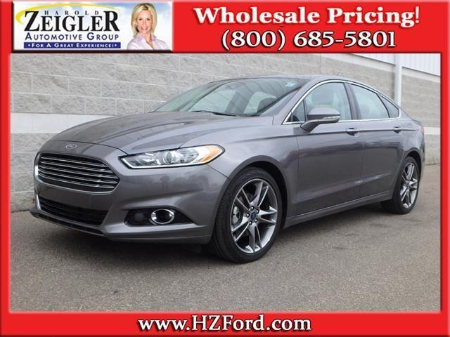 2014 ford fusion awd titanium 4dr sedan titanium for sale in plainwell. Cars Review. Best American Auto & Cars Review