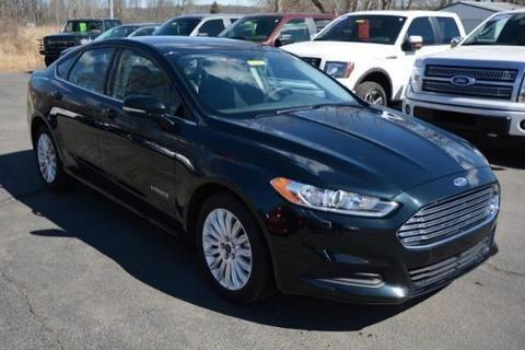 2014 ford fusion hybrid 4 door sedan for sale in brooklyn michigan classified. Black Bedroom Furniture Sets. Home Design Ideas