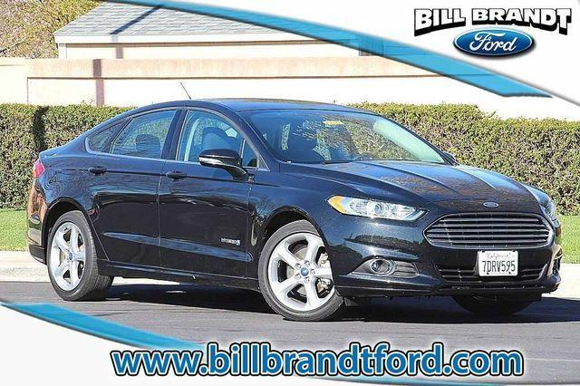 2014 ford fusion hybrid se se 4dr sedan for sale in brentwood. Cars Review. Best American Auto & Cars Review