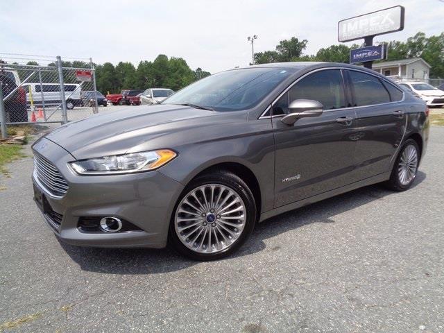 2014 ford fusion hybrid titanium titanium 4dr sedan for sale in greensboro north carolina. Black Bedroom Furniture Sets. Home Design Ideas
