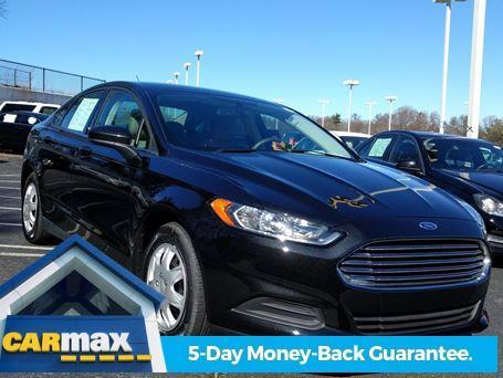 2014 Ford Fusion S S 4dr Sedan