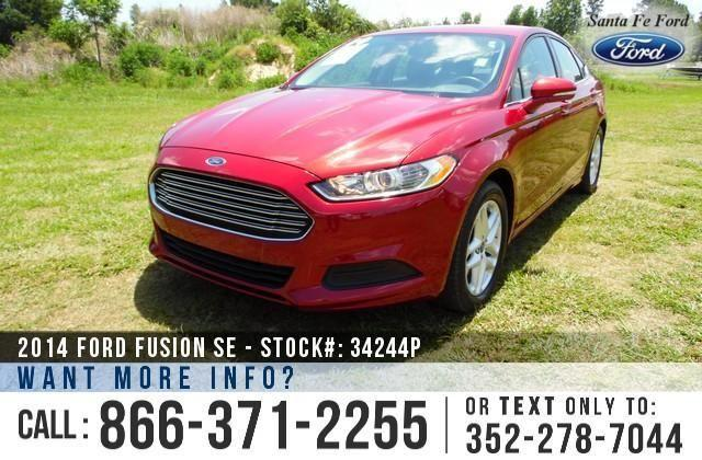 2014 Ford Fusion SE - 36K Miles - Finance Here!