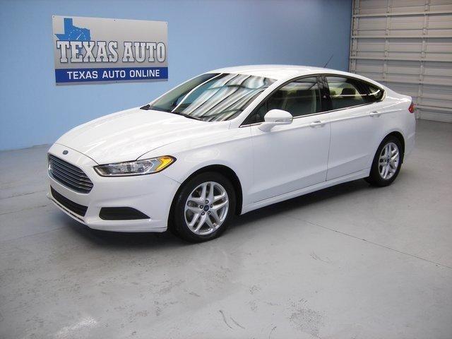 2014 Ford Fusion Se 4dr Sedan For Sale In Fondren Texas