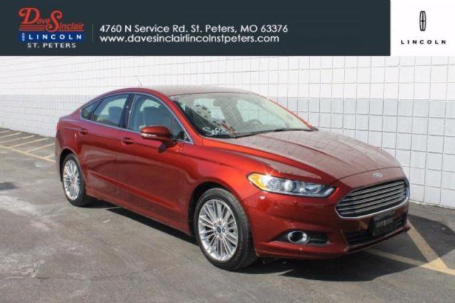 2014 ford fusion se for sale in saint peters missouri classified. Black Bedroom Furniture Sets. Home Design Ideas