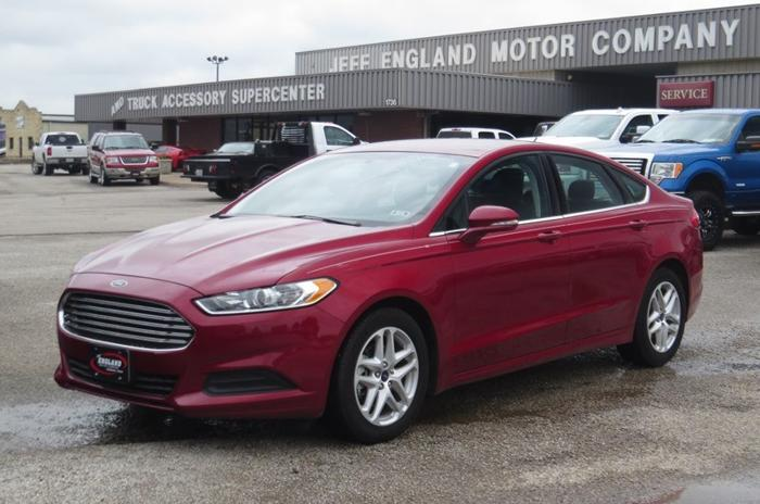 2014 ford fusion se for sale in cleburne texas classified. Black Bedroom Furniture Sets. Home Design Ideas
