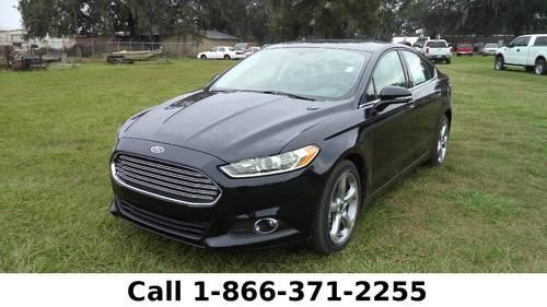 2014 Ford Fusion SE - Compass - Wireless Streaming