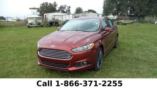 2014 Ford Fusion SE - GPS/NAV - Htd Frnt Seats
