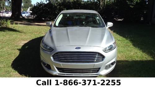 2014 Ford Fusion SE - LED Brakelights - Front-Wheel