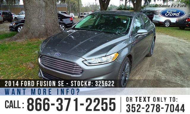 2014 Ford Fusion SE - SAVE thousands on ALL New Ford