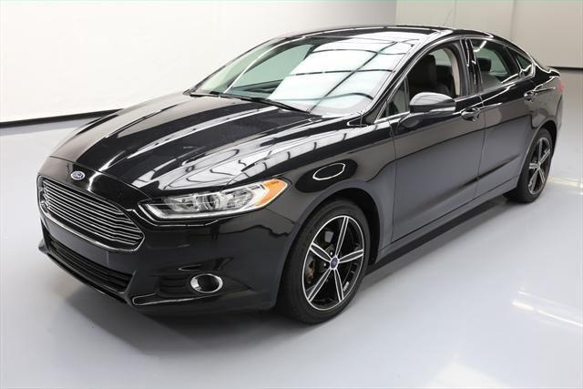 2014 Ford Fusion Se Se 4dr Sedan For Sale In Austin Texas
