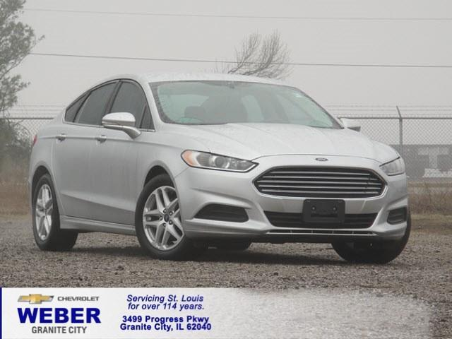 2014 Ford Fusion Se Se 4dr Sedan For Sale In Granite City