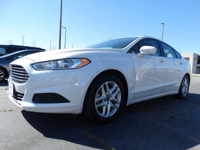 2014 Ford Fusion Se Se 4dr Sedan For Sale In Columbus