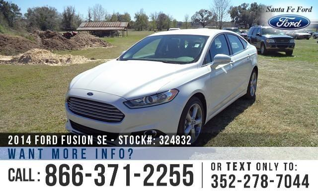 2014 Ford Fusion SE - Sticker $26,230 - YOUR PRICE