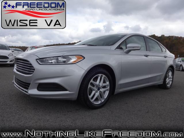 2014 Ford Fusion SE Wise VA for Sale in Wise Virginia