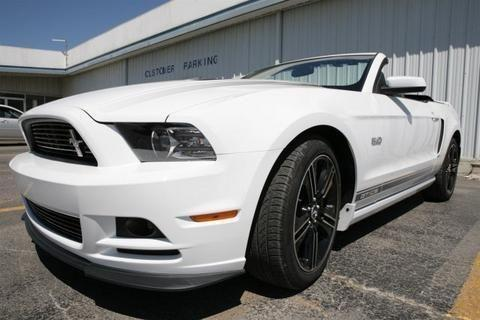 2014 Ford Mustang 2 Door Convertible For Sale In