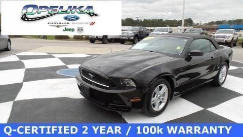2014 ford mustang 2 door convertible for sale in opelika alabama classified. Black Bedroom Furniture Sets. Home Design Ideas