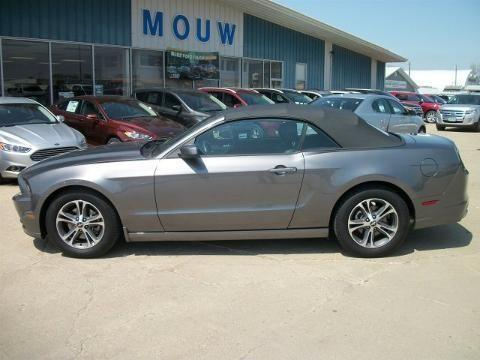2014 Ford Mustang 2 Door Convertible 2014 Ford Mustang