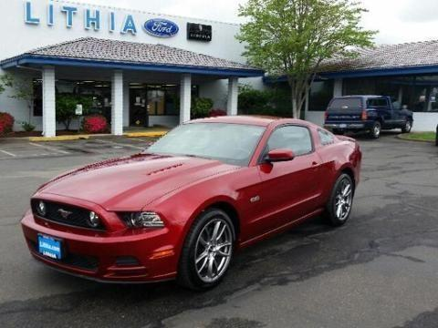 2014 ford mustang 2 door coupe for sale in roseburg. Black Bedroom Furniture Sets. Home Design Ideas
