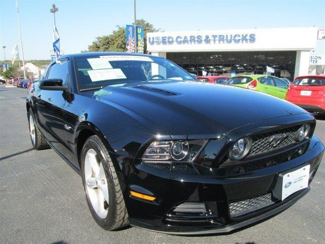 2014 ford mustang 2dr car gt for sale in san antonio texas classified. Black Bedroom Furniture Sets. Home Design Ideas